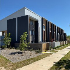 31 Townhouse Development Montcrieff, ACT