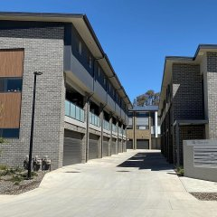 57 Townhouse Development Montcrieff, ACT